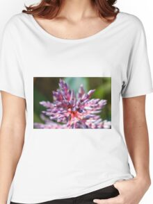 colored flowers in spring Women's Relaxed Fit T-Shirt