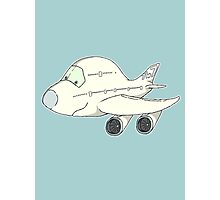 Cute Boeing 747  Photographic Print