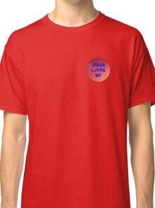 Round stickers 1 Classic T-Shirt