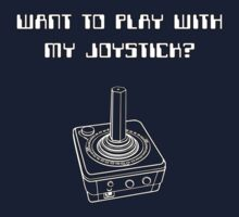Retro Gamer - Play With Joystick by PaulRoberts