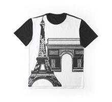 Graphic Paris Graphic T-Shirt