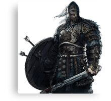 For Honor #6 Canvas Print