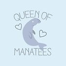 Queen of manatees by jazzydevil