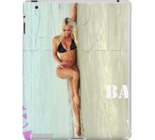Laree Parker 'Beach Babe'  iPad Case/Skin