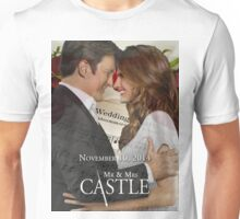 Caskett Wedding Unisex T-Shirt