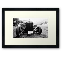 Rat Rod Framed Print