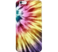 Abstract Purple Tie Dye iPhone Case/Skin