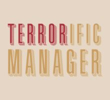 TERRORific manager (terrific manager) by jazzydevil