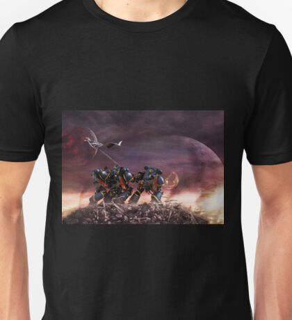 Space Marines Unisex T-Shirt