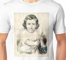 Grandpapa's cane - Circa 1880 Unisex T-Shirt
