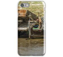 Gold Sluicing Boats iPhone Case/Skin