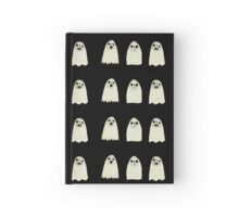 Three Spooky Ghosts Hardcover Journal