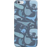 Dark Whales iPhone Case/Skin