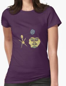 Mindspace Simulacrum Womens Fitted T-Shirt