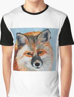 Beautiful Fox Graphic T-Shirt