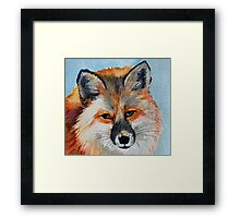 Beautiful Fox Framed Print