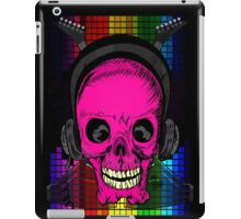 Skulls, Guitars and Rock and Roll! iPad Case/Skin