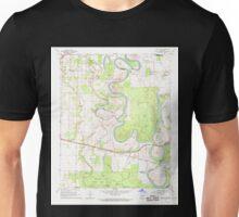 USGS TOPO Map Arkansas AR Augusta SW 257907 1968 24000 Unisex T-Shirt
