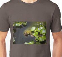 Camo Turtle At Amaru Unisex T-Shirt