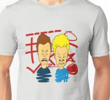 Beavis and Butthead - Sketch Around Unisex T-Shirt