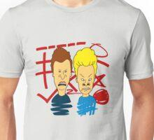 Beavis and Butthead - Sketch Around Unisex T-Shirt