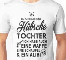 Tochter Alibi Unisex T-Shirt