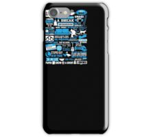 Central Perk. You fell asleep. I know iPhone Case/Skin