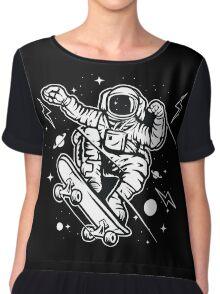 skate space Chiffon Top