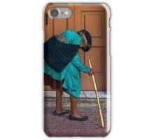 Bent, But Not Broken iPhone Case/Skin