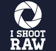 I Shoot RAW Kids Clothes