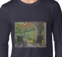 Afternoon with You Long Sleeve T-Shirt