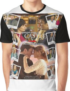 6 Years of Castle Graphic T-Shirt