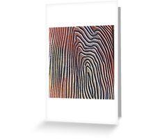 Metallic Knot Greeting Card