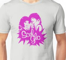 SOUL GLO GEL - COMING TO AMERICA - EDDIE MURPHY (PURPLE) Unisex T-Shirt