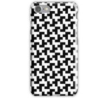 Pixel pattern iPhone Case/Skin