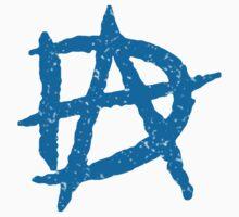 DA Anarchy Blue Kids Clothes