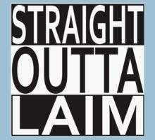 Straight Outta LAIM One Piece - Short Sleeve