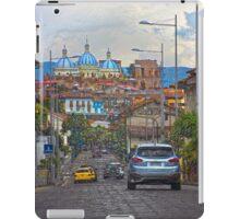 The Inca Trail Through Cuenca II iPad Case/Skin