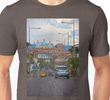 The Inca Trail Through Cuenca II Unisex T-Shirt