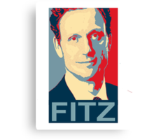 """"""" I'm the Commander in Chief """" - President Fitz * laptop skins, and mugs added * Canvas Print"""