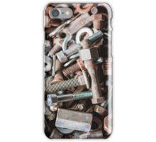 Bolts iPhone Case/Skin