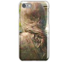 The Tuscarora Heroes Monument ~ Lewiston, NY: Detail iPhone Case/Skin