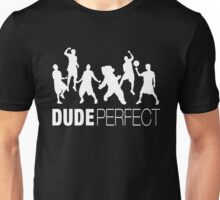 Dude Trick Shots Perfect Unisex T-Shirt