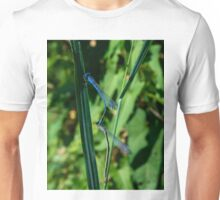 Blue Dragonflies  Unisex T-Shirt
