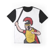 THE ROMAN Graphic T-Shirt
