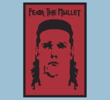 Fear the Mullet Kids Tee