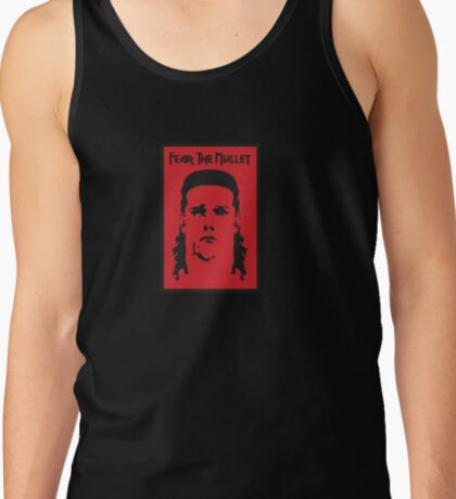 Fear the Mullet Tank Top