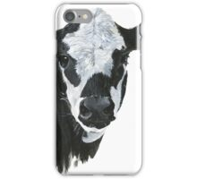 Cow Painting  iPhone Case/Skin