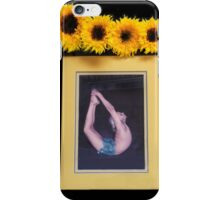 IN MEMORIAM, BKS IYENGAR 1918-2014 iPhone Case/Skin