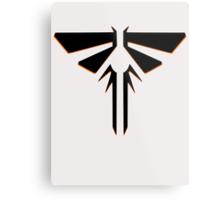 Firefly Logo ( The Last of Us ) Metal Print